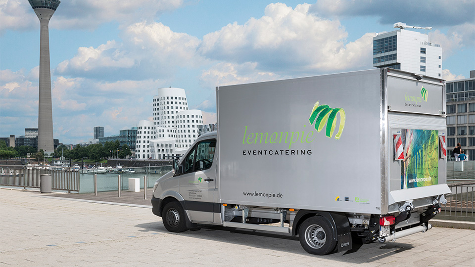 Messecatering in Düsseldorf